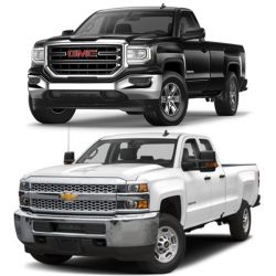 Gas Truck Parts - Chevrolet & GMC Trucks - Chevrolet Silverado / GMC Sierra