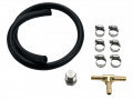 Lift Pumps & Fuel Systems - Fuel System Plumbing - Wehrli Custom Fab & Diesel - Wehrli Custom Fab & Diesel FPRV Block Off Kit | WCF100023 | 2001-2004 Duramax LB7