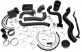 Turbo Upgrades & Accessories | 2007.5-2010 Chevy/GMC Duramax LMM 6.6L - Turbo Install Kits | 2007.5-2010 CHEVY/GMC DURAMAX LMM 6.6L  - Wehrli Custom Fab & Diesel - Wehrli Custom Fab & Diesel S400/S300 Twin Turbo Kit w/o Turbos | WCF100617 | 2007-2010 Duramax LMM