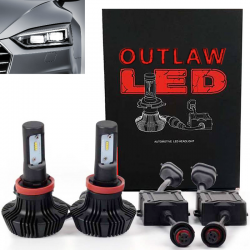Lighting - HID & LED Headlight Kits - LED Headlight Conversion Kits