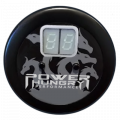 Diesel Truck Parts - Ford Powerstroke Parts - Power Hungry Performance - Power Hungry Performance Hydra Chip Gauge Pod | 1994-2003 Ford Powerstroke 7.3L