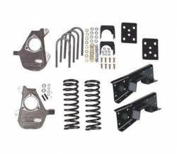 2007.5-2010 Chevy/GMC Duramax LMM 6.6L Parts - Suspension & Steering | 2007.5-2010 Chevy/GMC Duramax LMM 6.6L - Lowering Kits | 2007.5-2010 Chevy/GMC Duramax LMM 6.6L