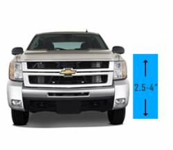 "Suspension & Steering | 2007.5-2010 Chevy/GMC Duramax LMM 6.6L - Suspension Lift Kits | 2007.5-2010 Chevy/GMC Duramax LMM 6.6L - 2.5"" - 4"" Lift 