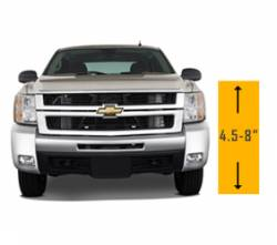 "Suspension & Steering | 2007.5-2010 Chevy/GMC Duramax LMM 6.6L - Suspension Lift Kits | 2007.5-2010 Chevy/GMC Duramax LMM 6.6L - 4.5"" - 8"" Lift 
