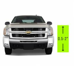 "Suspension & Steering | 2007.5-2010 Chevy/GMC Duramax LMM 6.6L - Suspension Lift Kits | 2007.5-2010 Chevy/GMC Duramax LMM 6.6L - .5"" - 2"" Lift 