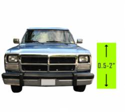 "Suspension & Steering | 1989-1993 Dodge Cummins 5.9L - Suspension Lift Kits | 1989-1993 Dodge Cummins 5.9L - .5"" - 2"" Lift 