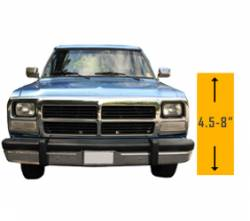 "Suspension & Steering | 1989-1993 Dodge Cummins 5.9L - Suspension Lift Kits | 1989-1993 Dodge Cummins 5.9L - 4.5"" - 8"" Lift 