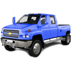 Gas Truck Parts - Chevrolet & GMC Trucks - 1992-2001 Chevrolet Kodiak /  GMC Topkick
