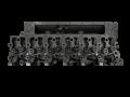 PowerStroke Products - PowerStroke Products Loaded Cummins Head w/ 103lb valve springs & Fire Ring | PP-24vCRH-L103VS-FR | 2003-2007 Dodge Cummins 5.9L - Image 2