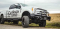 Ranch Hand - Ranch Hand Step Bars (6 step) 8ft Bed | RNHRSF17DC8B6 | 2017 Ford SuperDuty - Image 2