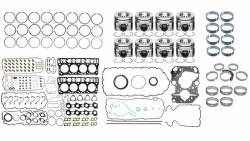 2006-2007  Chevy/GMC Duramax LBZ 6.6L Parts - Engine Performance | 2006-2007 Chevy/GMC Duramax LBZ 6.6L - Engine Overhaul Kit | 2006-2007 Chevy/GMC Duramax LBZ 6.6L