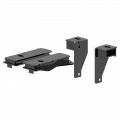 Towing - Gooseneck Hitches - PullRite - PullRite ISR Traditional SuperRail Mounting Kit | PLR3122 | 2009-2018 Dodge Ram 1500