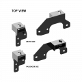PullRite - PullRite Traditional SuperRail 20K Mounting Kit | PLR4423 | 2007-2019 Chevy/GMC 1500 - Image 2
