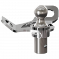 Towing - Hitch Balls - PullRite - PullRite OE Series Gooseneck Ball w/ Plate | PLR4437 | Universal Fitment