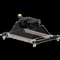 Diesel Truck Parts - PullRite - PullRite 25K Industry Standard to OE Puck Rail Adapter | PLR4439 | 2013-2019 Dodge HD
