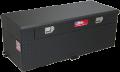 RDS Aluminum - RDS Aluminum 91 Gallon Combo Liquid Transfer Tank-Black | RDS72745PC | Universal Fitment