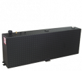 RDS Aluminum - RDS Aluminum 45 Gallon Vertical Liquid Transfer Tank | RDS71083PC | Universal Fitment
