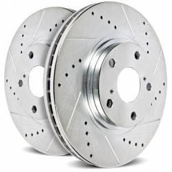 2008-2010 Ford Powerstroke 6.4L Parts - Brakes | 2008-2010 Ford Powerstroke 6.4L - Rotors | 2008-2010 Ford Powerstroke 6.4L
