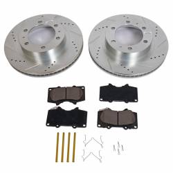 2008-2010 Ford Powerstroke 6.4L Parts - Brakes | 2008-2010 Ford Powerstroke 6.4L - Brake Kits | 2008-2010 Ford Powerstroke 6.4L