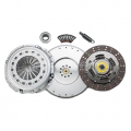 South Bend Clutch - South Bend Organic Clutch Kit w/ Flywheel | SBC1944325-OK | 1987-1994 Ford Powerstroke 7.3L