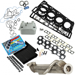 Ford Powerstroke Parts - 2003-2007 Ford Powerstroke 6.0L Parts - 6.0 Complete Solution & Bullet Proof Kits | 2003-2007 Ford Powerstroke 6.0L