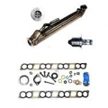 Shop By Category - EGR Cooler Replacements / Upgrades - Freedom Filters - 6.0 Powerstroke EGR Cooler Kit w/ Valve | EK025001 | 2004-2007 Ford Powerstroke 6.0L