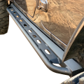 Exterior | 2018+ Jeep JL - Step Bars | 2018+ Jeep JL - ATP Rock Rail Side Steps | 31180001K | 2018+ Jeep Wrangler JL