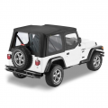 Shop By Category - Exterior - Bestop  - BESTOP Sailcloth Replace-a-Top | BES79124-01 | 1997-2002 Jeep Wrangler