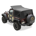 Shop By Category - Exterior - Bestop  - BESTOP Sailcloth Replace-a-Top | BES79136-35 | 2007-2009 Jeep Wrangler 2DR