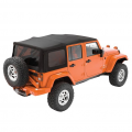 Shop By Category - Exterior - Bestop  - BESTOP OEX Replace-A-Top | BES79338-35 | 2007-2009 Jeep Wrangler