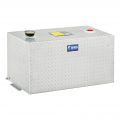 Fuel Tank Replacements and Auxiliary - In-Bed Auxiliary Fuel Tanks - UWS Truck Accessories - UWS 100Gal Rectangle Transfer Tank | TT-100-R-T-P | Multi-Vehicle Fitment