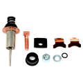 Injectors, Lift Pumps & Fuel Systems - Fuel System Plumbing - Outlaw Diesel - Premium Starter Solenoid Repair Kit | 1989-2007 Dodge Cummins 5.9L