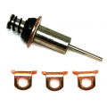 Injectors, Lift Pumps & Fuel Systems - Fuel System Plumbing - Outlaw Diesel - Standard Starter Solenoid Contacts Repair Kit | 1989-1993 Dodge Cummins 5.9L