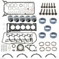 Shop By Category - Engine Overhaul / Rebuild Kits - Freedom Injection - Sprinter 2.7l OM647 Overhaul Kit | Pistons + Bearings + Gaskets | 2003-2006 2.7L Sprinter OM647