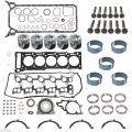 Engine Components - Engine Overhaul / Rebuild Kits - Outlaw Diesel - Engine Overhaul Kit | OVERHAULKIT | 2005-2006 Dodge Sprinter