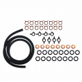 Injectors, Lift Pumps & Fuel Systems - Fuel System Plumbing - Outlaw Diesel - Injector Return Line Kit | 1987-1994 Ford Powerstroke 7.3L