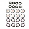 Diesel Truck Parts - Ford Powerstroke Parts - Outlaw Diesel - Injector O-ring Seal Kit | 2003-2007 Ford Powerstroke 6.0L