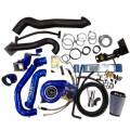 Turbo Systems - Compound Turbo Kits - Outlaw Diesel - Compound twin kit w/ SX-E Billet turbo | SDP-1057 | 2016-2018 Chevy/GM Duramax LWN