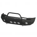 Exterior - Bumper, Brush, & Grille Guards - BodyGuard Bumpers - BodyGuard Bumpers Traditional Sport Front Bumper