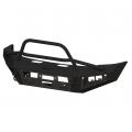 Exterior - Bumper, Brush, & Grille Guards - BodyGuard Bumpers - BodyGuard Bumpers A2 Sport Front Bumper (Winch Mount)
