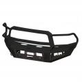 Exterior - Bumper, Brush, & Grille Guards - BodyGuard Bumpers - BodyGuard Bumpers A2 Extreme Front Bumper (Winch Mount)