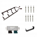 Injectors, Lift Pumps & Fuel Systems - Glow Plugs, Harnesses, & Relays - Outlaw Diesel - Glow Plug Restoration Kit | 2003-2007 Ford Powerstroke 6.0L