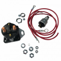 Injectors, Lift Pumps & Fuel Systems - Glow Plugs, Harnesses, & Relays - Outlaw Diesel - Glow Plug Manual Relay Controller Solenoid Kit | 1983-1993 Ford IDI