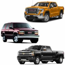 Transmission & Drive-Train - Clutch Replacements & Kits - Chevy/GMC Clutch Kits