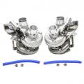Garrett  - NEW Ford EcoBoost Garrett Powermax Turbocharger Set | 2011-2017 Ford Ecoboost 3.5L