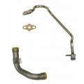 Shop By Category - Cooling Systems - Freedom Injection - 6.0 Powerstroke Updated Turbo Feed Line Kit | 2003-2010 Ford Powerstroke 6.0L