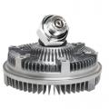 Shop By Category - Cooling Systems - Bullet Proof Diesel  - Hayden Fan Clutch + Bulletproof Fan Adapter (6.0 to 7.3) | 6502213 | 2003-2007 Ford Powerstroke 6.0L