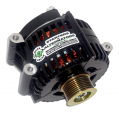 Injectors, Lift Pumps & Fuel Systems - Alternators - Mean Green Starters & Alternators - Mean Green 375 Amp High Output Alternator | No Core | 2007-2019 Dodge Cummins 6.7L