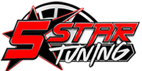 "5 Star Tuning - 5 Star Custom Tunes with 4"" TouchScreen Tuner 