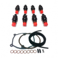 Shop By Category - Injectors, Lift Pumps & Fuel Systems - Freedom Injection - GM 6.5 Diesel Performance 40hp Injector Set & Install Kit | 1989-2001 Chevy/GMC 6.2/6.5L